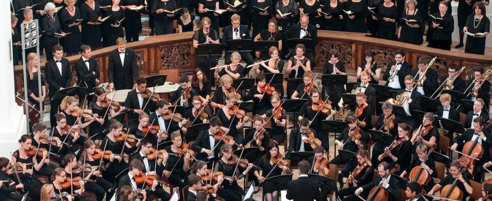 Großes AGV Orchester Landshut Stiftungsfest