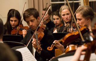 Junges Orchester Streicher2