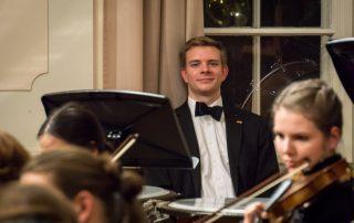 Junges Orchester Schlagwerk