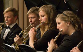 Junges Orchester Flöten