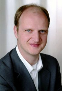 Unser Stimmbildner des Jungen Chor München - Thomas Ruf
