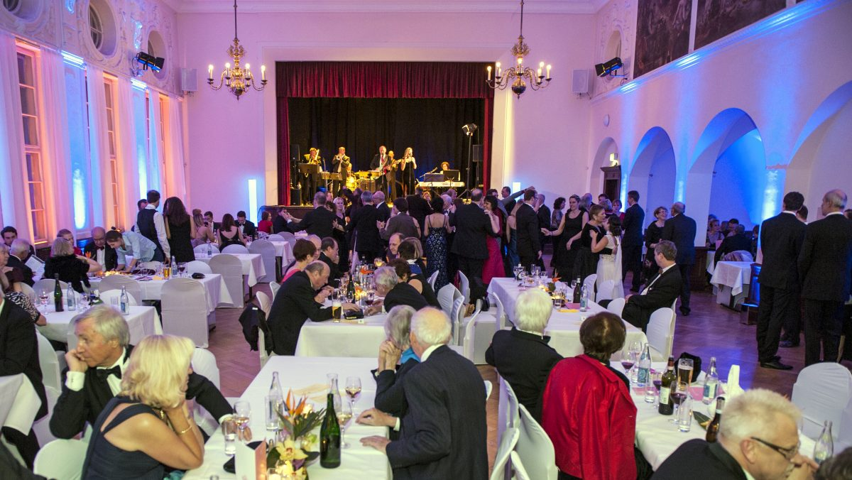 Festfotos Ball der Musen 2017