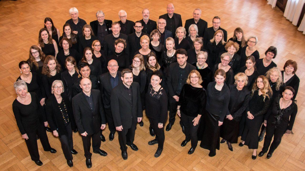Gruppenbild Großer Chor München