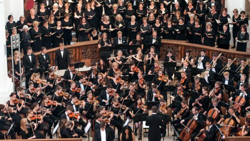 Großes AGV Orchester München