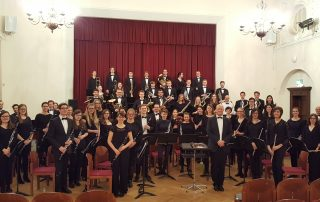 Sinfonisches Blasorchester München im AGV