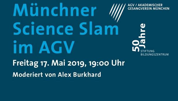 Science Slam im AGV