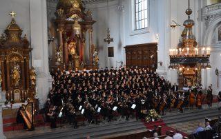 Konzertrückblick Junges Orchester