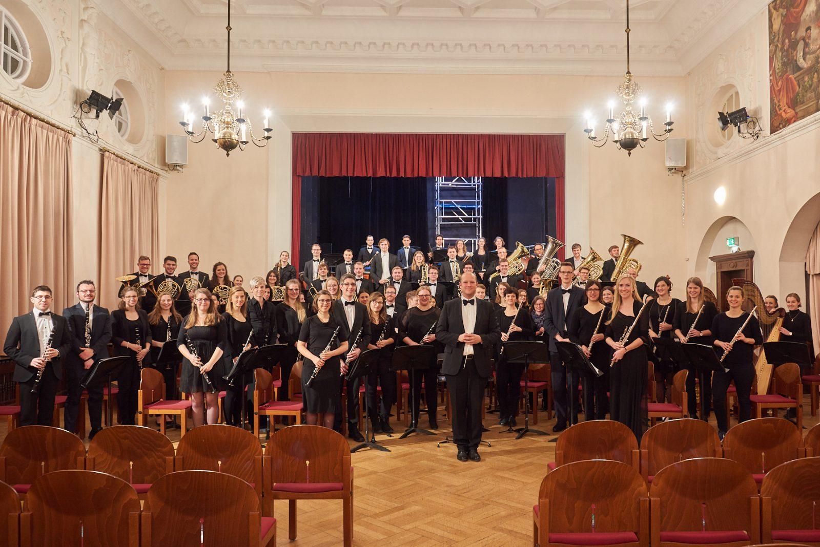 Jubiläumskonzert - 5 Jahre Sinfonisches Blasorchester