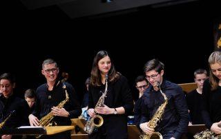 Saxophone Jugend Jazzt 2017
