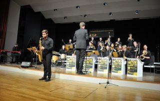 Saxophon Solist Jugend Jazzt 2019