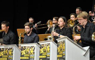 Saxophone Jugend Jazzt 2019