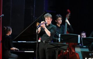 Trompete Solist Swingin' Scholastika 2019