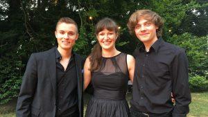 Orchestersprecher des Jungen AGV Orchesters